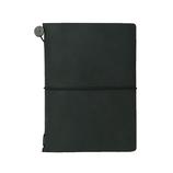 ミドリ トラベラーズノート パスポートサイズ 15026006 黒