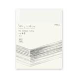 ミドリ MDノート コットン [F0] 15255006│画材 スケッチブック
