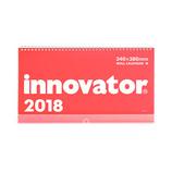 【2018年版・壁掛】 イノベーター カレンダー壁掛 M