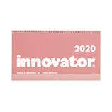 【2020年版・壁掛】 ミドリ イノベーターカレンダー壁掛 M 30917006 日曜始まり