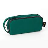 ミドリ 2ウェイポーチ コーデュラ 41785006 緑│ペンケース ペンケース・筆箱