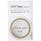 マルアイ ギフトテープ thank you GF−MT3│シール マスキングテープ