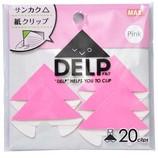 マックス デルプ DL−1520S ピンク 20枚入