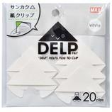 マックス デルプ DL−1520S ホワイト 20枚入
