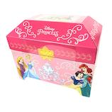 【クリスマス】 ジュエリーお菓子ボックス/ディズニープリンセス ピンク PRX-1