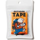 ヤマト アウトドアテープ OD−NOR ネオンオレンジ