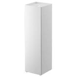 山崎実業 tower(タワー) トイレットペーパーホルダー 7850 ホワイト│トイレ用品 トイレットペーパーホルダー