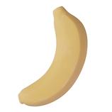 【お買い得】アネスティ Karari(カラリ) 珪藻土ブロック HO1835 バナナ