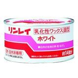 リンレイ 乳化性ワックス 固型 ホワイト│掃除用洗剤 フローリングワックス