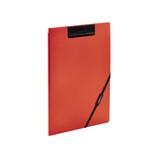 リヒト SMART FIT クリップファイル F7560 A4 オレンジ