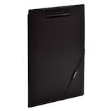 リヒトラブ SMART FIT クリップファイル F7560‐24 ブラック
