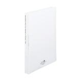 リヒトラブ アクアドロップス リングファイル ツイストリングオルクル A4 F5010‐1 乳白│ファイル リングファイル