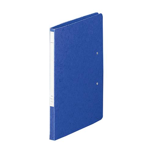 リヒトラブ パンチレスファイルZ式 A4 藍