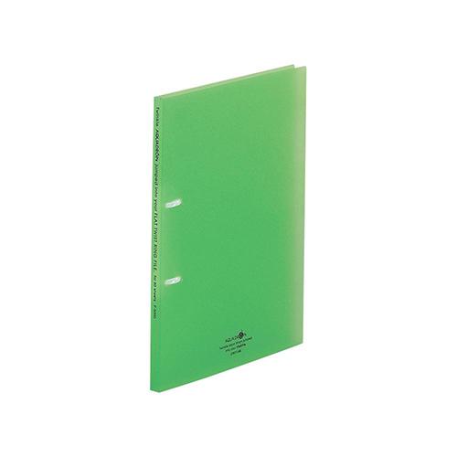 リヒト フラットツイストリング F-5000 黄緑