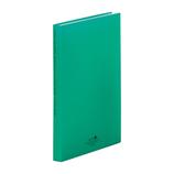 リヒトラブ アクアドロップスクリヤーブック A4 40P N−5001−7 緑