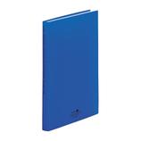 リヒトラブ アクアドロップスクリヤーブック A4 40P N−5001−11 藍