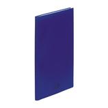 リヒトラブ アクアドロップスクリヤーブック A4 20P N−5000−11 藍