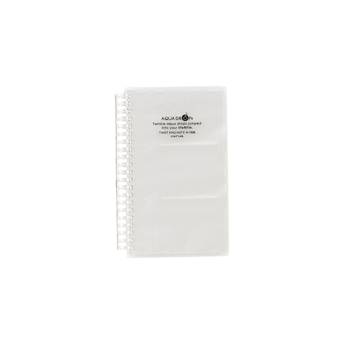 リヒトラブ カードホルダー A-5000 乳白│ファイル 名刺ファイル