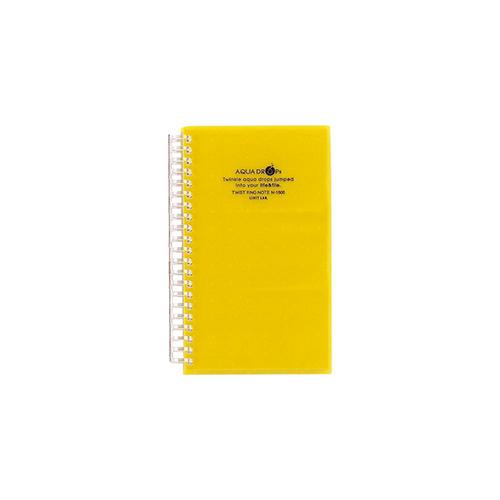 リヒトラブ カードホルダー A-5000 黄