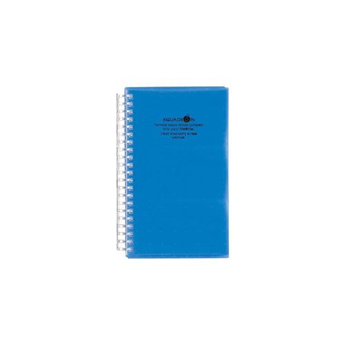 リヒトラブ カードホルダー A-5000-8 青