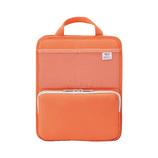 リヒト スタンドポケット縦A5 A−7667−4 オレンジ