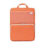 リヒト スタンドポケット縦A4 A−7668−4 オレンジ