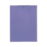 リヒトラブ クリップボード B4 タテ型 A973U−23 ブルーバイオレット│ファイル クリップファイル・用箋挟