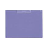 リヒトラブ(LIHIT LAB.) クリツプボード B4S A-983U ブルーバイオレット│ファイル クリップファイル・用箋挟