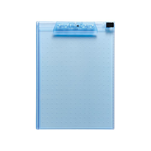 リヒトラブ クリップボード A-5010-8 青