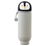 リヒトラブ SMART FIT PuniLabo スタンドペンケース A7712‐10 ペンギン