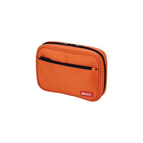 リヒトラブ マルチカードケース A-7550-4 橙