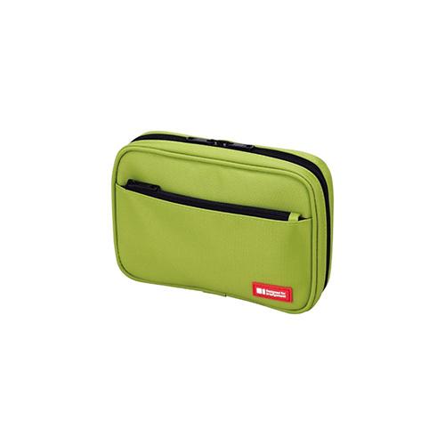 リヒトラブ マルチカードケース A-7550-6 黄緑