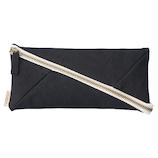 リヒトラブ ワイドオープンペンポーチ L A7901−24 ブラック│ペンケース ペンケース・筆箱