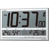 シチズン 掛置兼用電波デジタル時計 ペールナビ 8RZ147−003