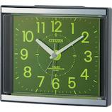 シチズン 電波めざまし時計 4RL434−008 グレー(集光樹脂)