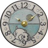 リズム ザッカレラ 置・掛兼用時計 ZC908−004