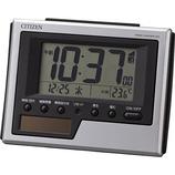 シチズン ソーラー電波デジタル目覚まし時計 8RZ186−019