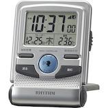 リズム フィットウェーブD214 8RZ214SR19│時計 デジタル時計