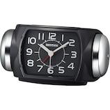 リズム タフバトラー647 8RA647SR02│時計 目覚まし時計