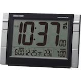 リズム フィットウェーブD223 8RZ223SR02│時計 目覚まし時計