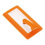オレンジページスタイル お弁当用スタンド式ロング卵焼き器ガラスぶた OPS−107
