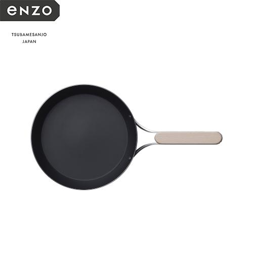 enzo(エンゾウ) 鉄フライパン 20cm EN−007
