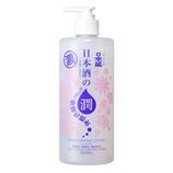日本盛 日本酒の保湿化粧水 しっとり 550ml