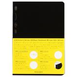 スタロジー(STALOGY) 365デイズノート B6 S4104 ブラック