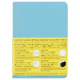 スタロジー(STALOGY) 365デイズノート A6 S4113 ブルー