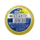 ニトムズ 日東 ビニルテープ 19mm No.21 透明│ガムテープ・粘着テープ ビニールテープ