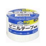 日東 ビニールテープ 50mm 白