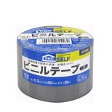 日東 ビニールテープ 50mm 灰
