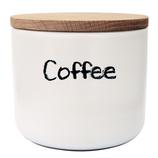 ロクサン キャニスター コーヒー ホワイト