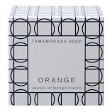 TAMANOHADA タマノハダソープ オレンジ 125g│石鹸 固形石鹸